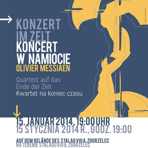 January Concert 2014 poster