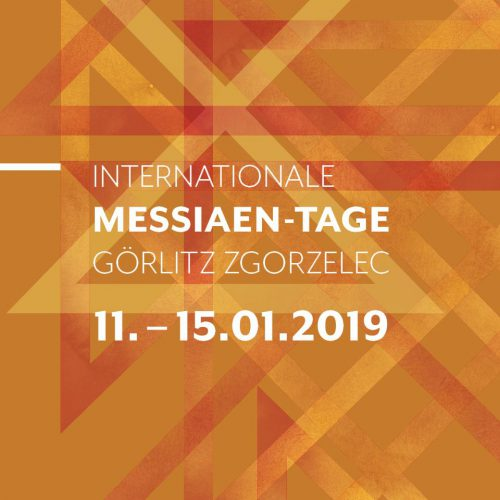 International Messiaen-Days 2019