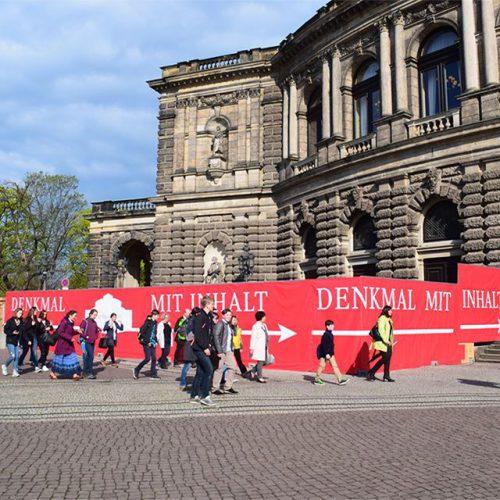 Wyjazd na próbę generalną orkiestry Staatskapelle Dresden