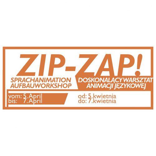 3-dniowy warsztat animacji językowej ZIP-ZAP